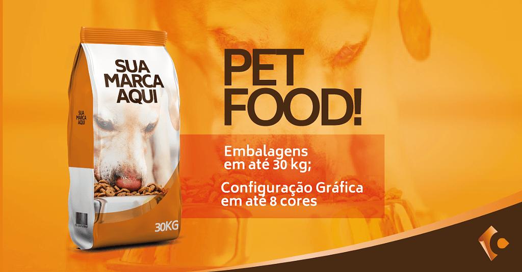 Chromoplast Embalagens para Pet Food